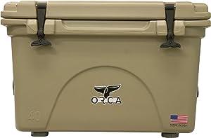 ORCA ORCT040 40qt Tan Cooler