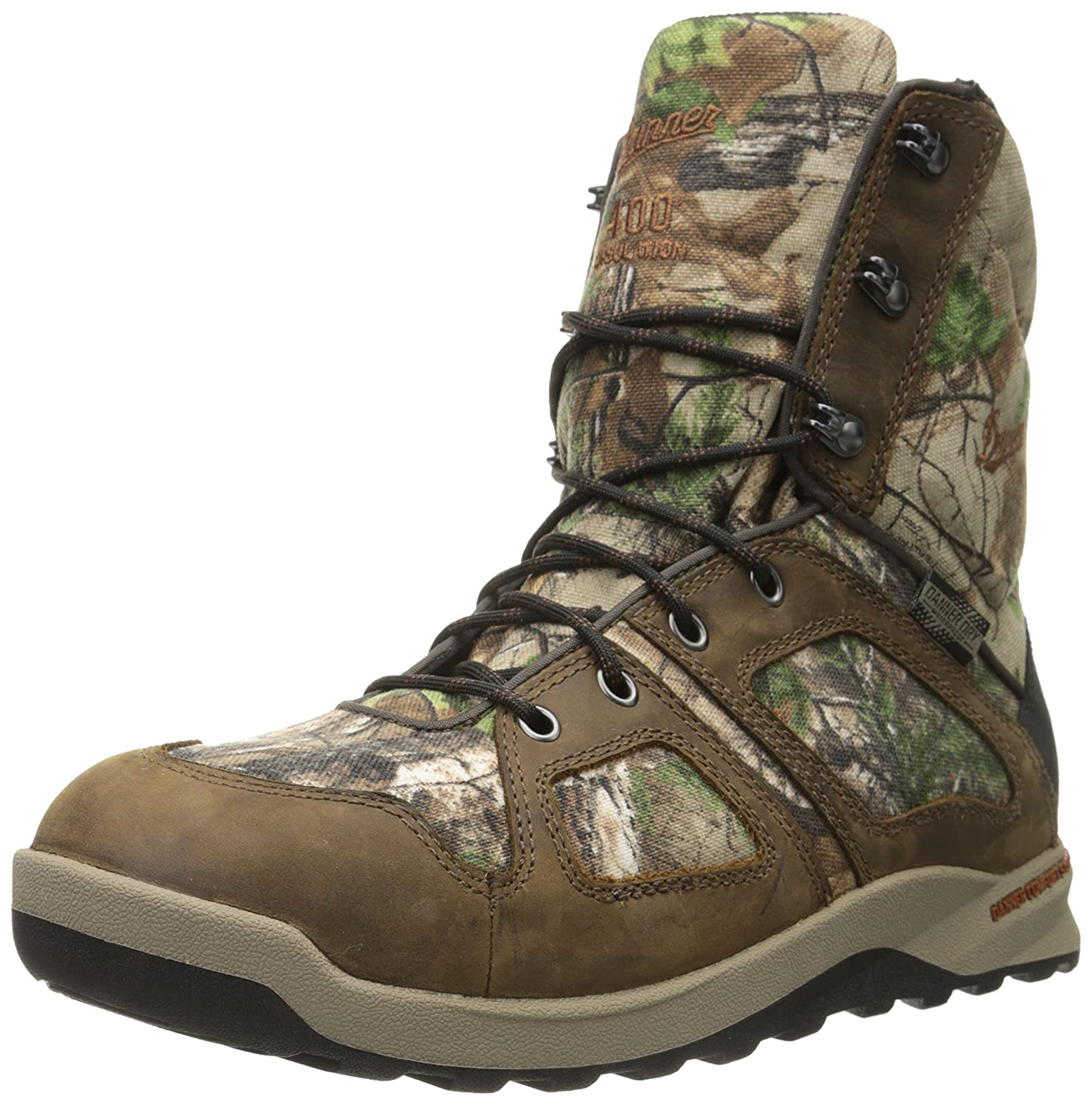 Danner Men's Steadfast 8 Inch 400G Hunting Boot