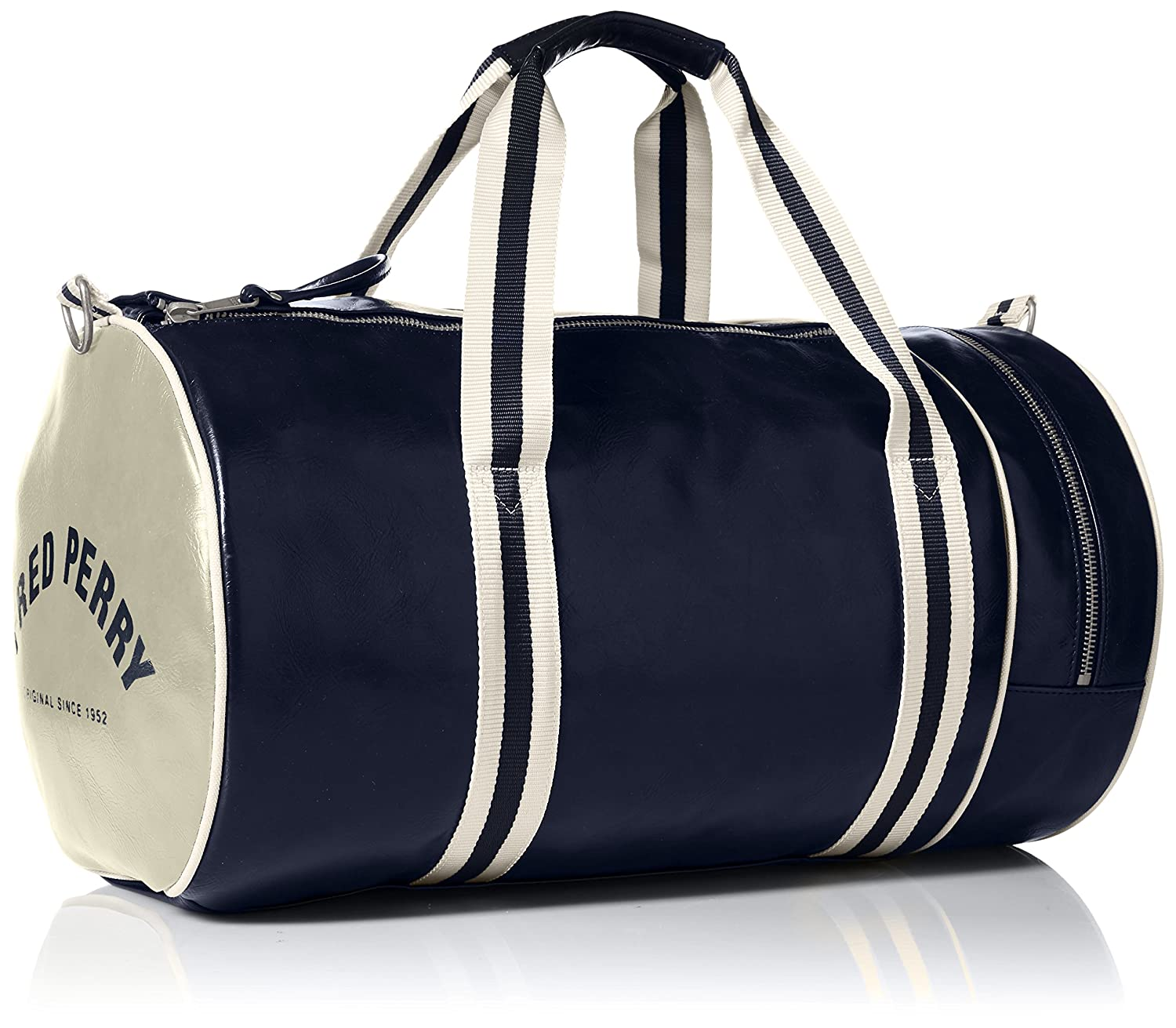 4f22b47cf4b0 Amazon.com  Fred Perry Men s Classic Barrel Bag  Clothing