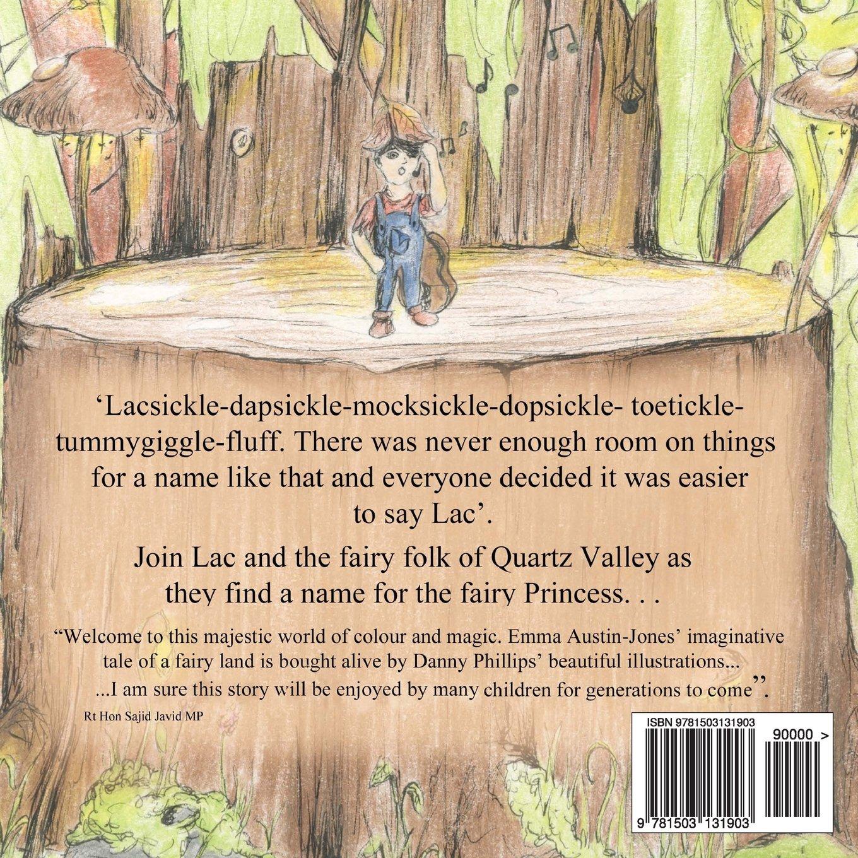 The Lilac Story: The Princess needs a name: Volume 1 (Quartz Valley