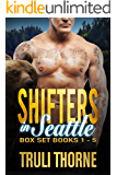 Shifters in Seattle: Box Set Books 1 - 5