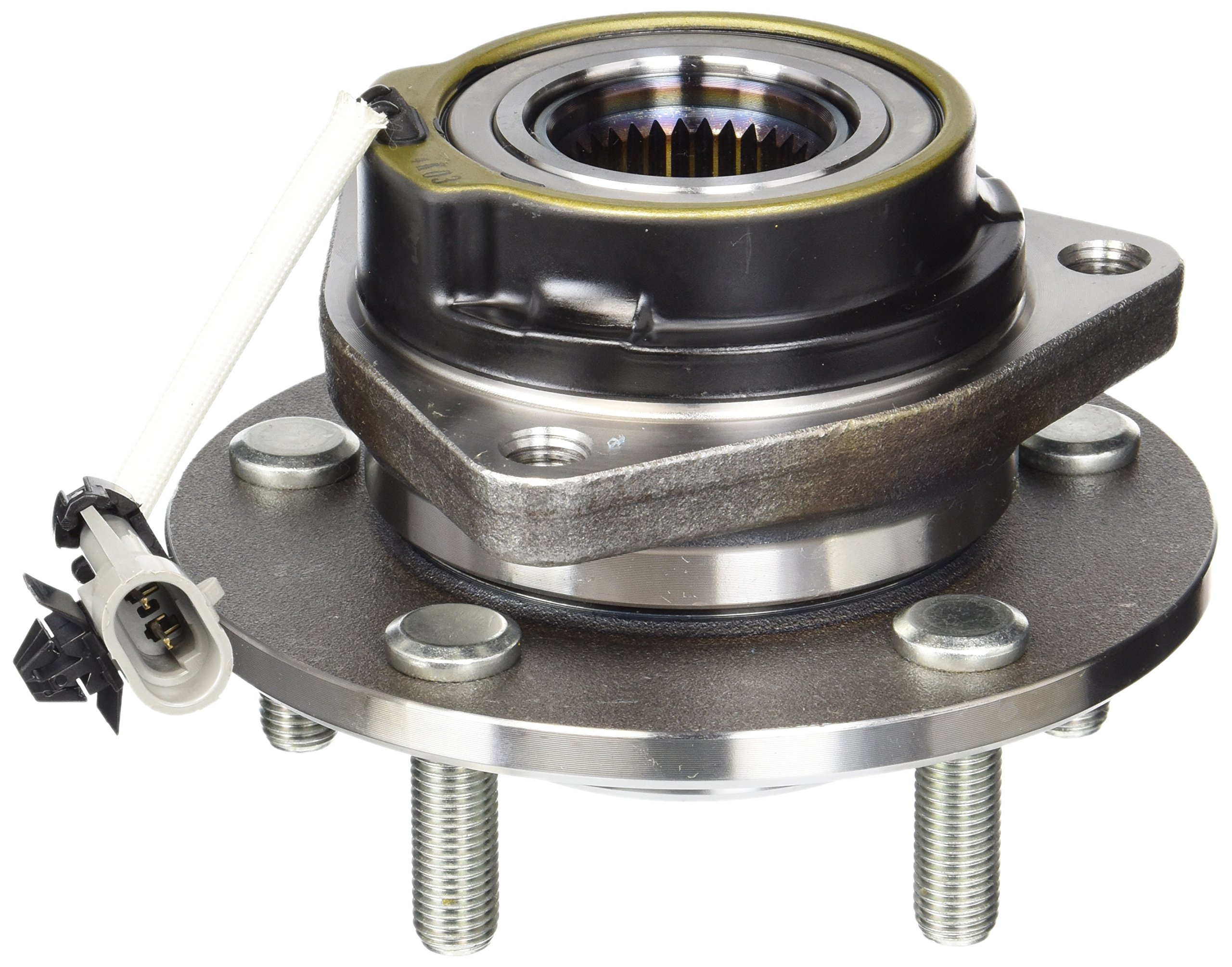 Timken 513187 Axle Bearing and Hub Assembly by Timken