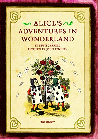 Amazon.com : Alice Weekly Planner - Chocolate (L ...
