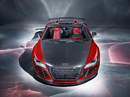 Amazon Com Abt R8 Gt S Based On Audi R8 V10 Spyder 2011 Car Art