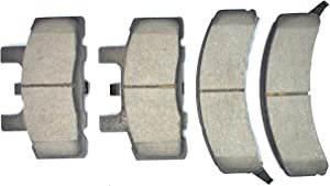 Dash4 CFD369 Optimizer Premium Brake Pad