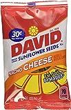 David Sunflower Seeds 36-Bags Nacho Cheese,0.8oz