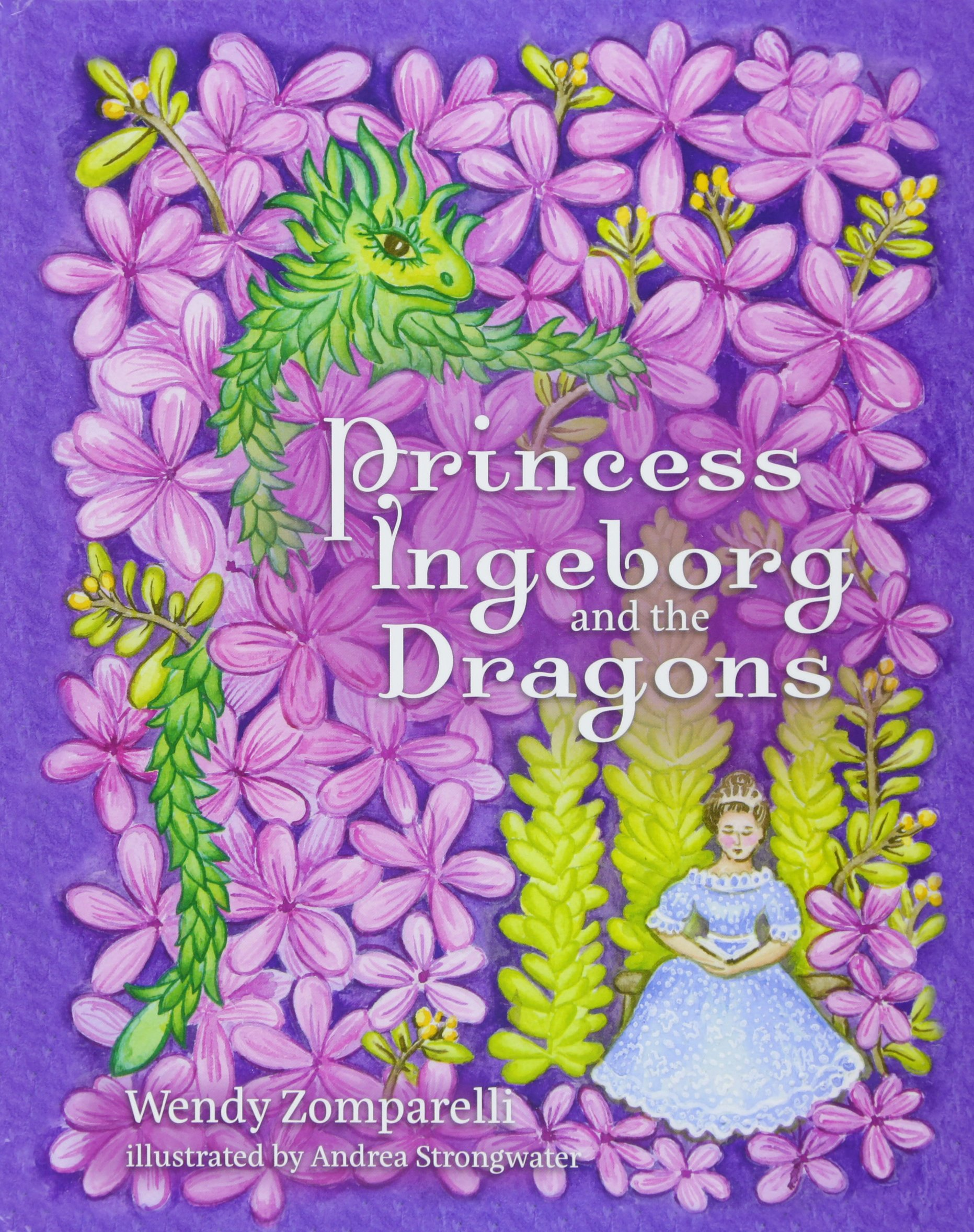 Read Online Princess Ingeborg and the Dragons ebook