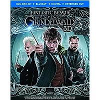 Fantastic Beasts: The Crimes of Grindelwald (Bilingual) [3D Blu-Ray + DVD + Digital]