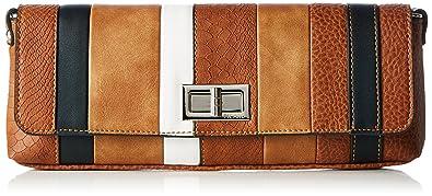 Strip 2240 Abendtasche Damen Clutch Bag Abendhandtasche 30x11x5 cm (BxHxT), Farbe:Schwarz Picard