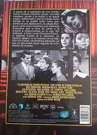 La Historia De Esther Costello (The Story Of Esther Costello ...