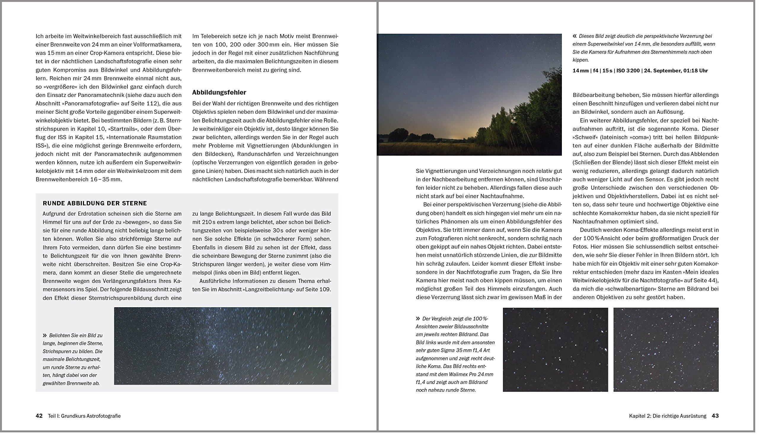 Astrofotografie Spektakuläre Bilder ohne Spezialausrüstung