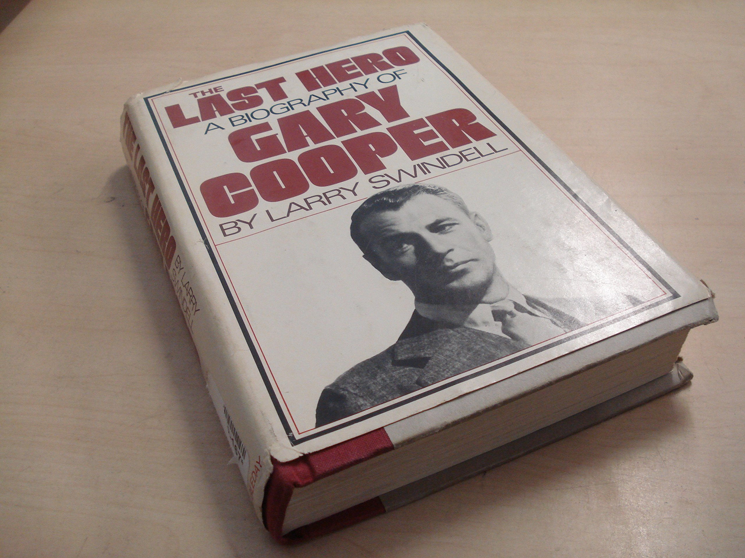 Download The Last Hero: A Biography of Gary Cooper pdf