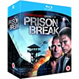 Prison Break: Complete Season 1-4 [Blu-ray] [Import anglais]