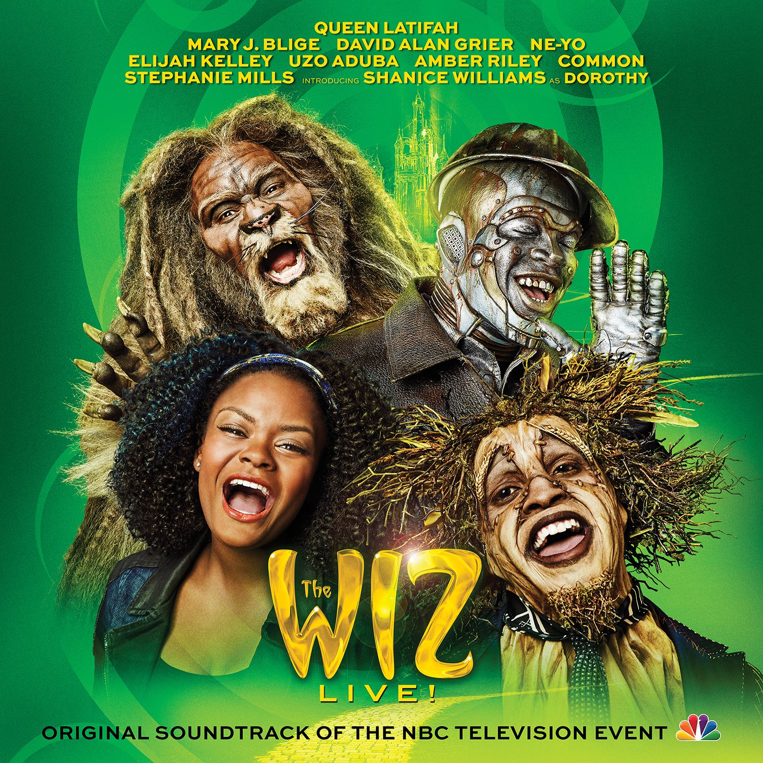 The Wiz LIVE! Original Soundtrack of the NBC Television Event by Masterworks