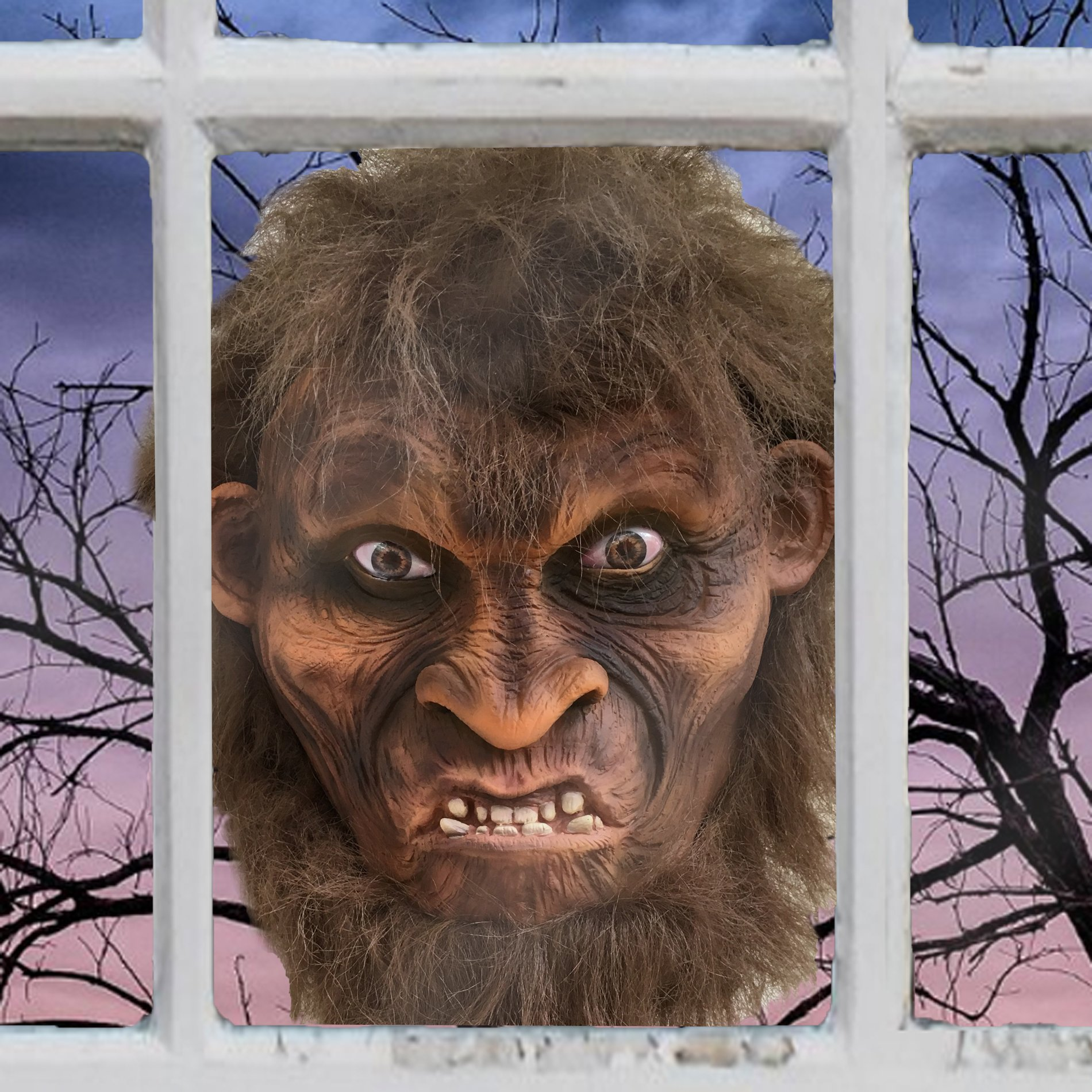 Scary Peeper Squatch by Scary Peeper Fright At First Sight