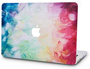 Portrait 44 KBBHD Plastic Shell Case Cover Cut Out Design Only Compatible 2016-2019 Release MacBook Pro 13 inch with Touch Bar Touch ID Keyboard Cover A1706//A1708//A1989//A2159