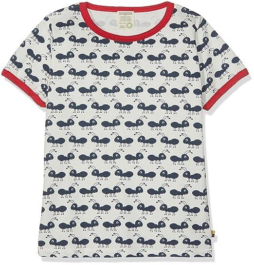 Druck Camiseta de Manga Larga para Ni/ñas proud Shirt loud