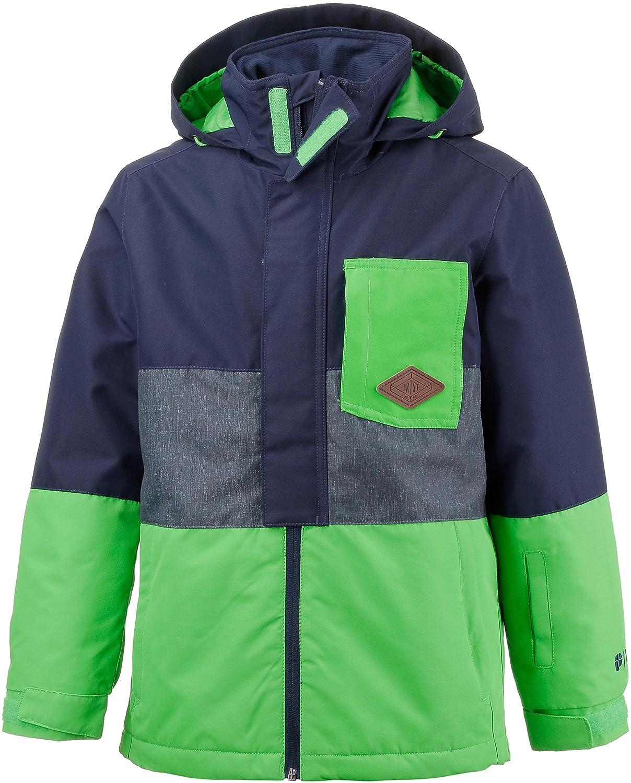 Amazon.com : Protest Lizard Green Elvon Kids Snowboarding Jacket : Sports & Outdoors