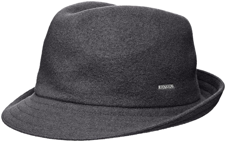 cb50e2a0d Kangol Men's Wool Arnold Fedora Hat
