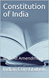 Constitution of India: with All Amendments