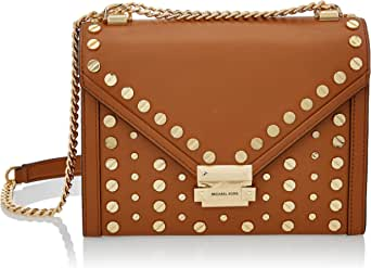 Michael Kors Leather Shoulder Bag Whitney