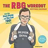 2019 Wall Calendar: The RBG Workout