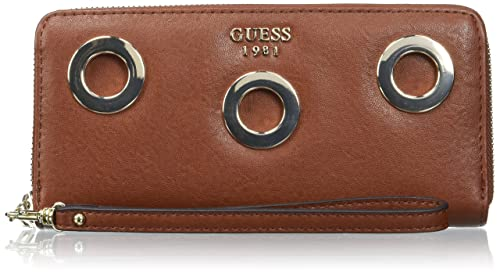 Guess - Swvg6791460, Bolsos bandolera Mujer, Marrone (Brandy), 2x10x21 cm (