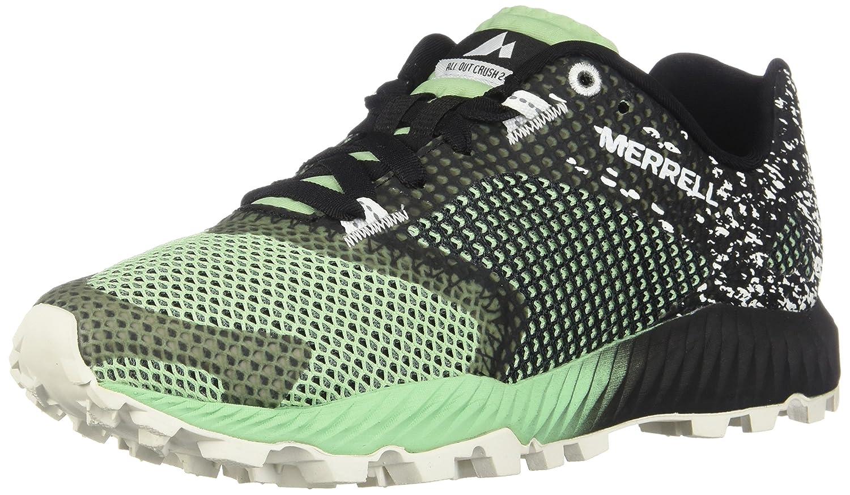 Merrell Women's All Out Crush 2 Sneaker B071JPR66M 6 B(M) US|Black Ash