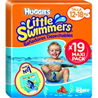 Huggies Little Swimmers - Bañadores Desechables, talla 5-6