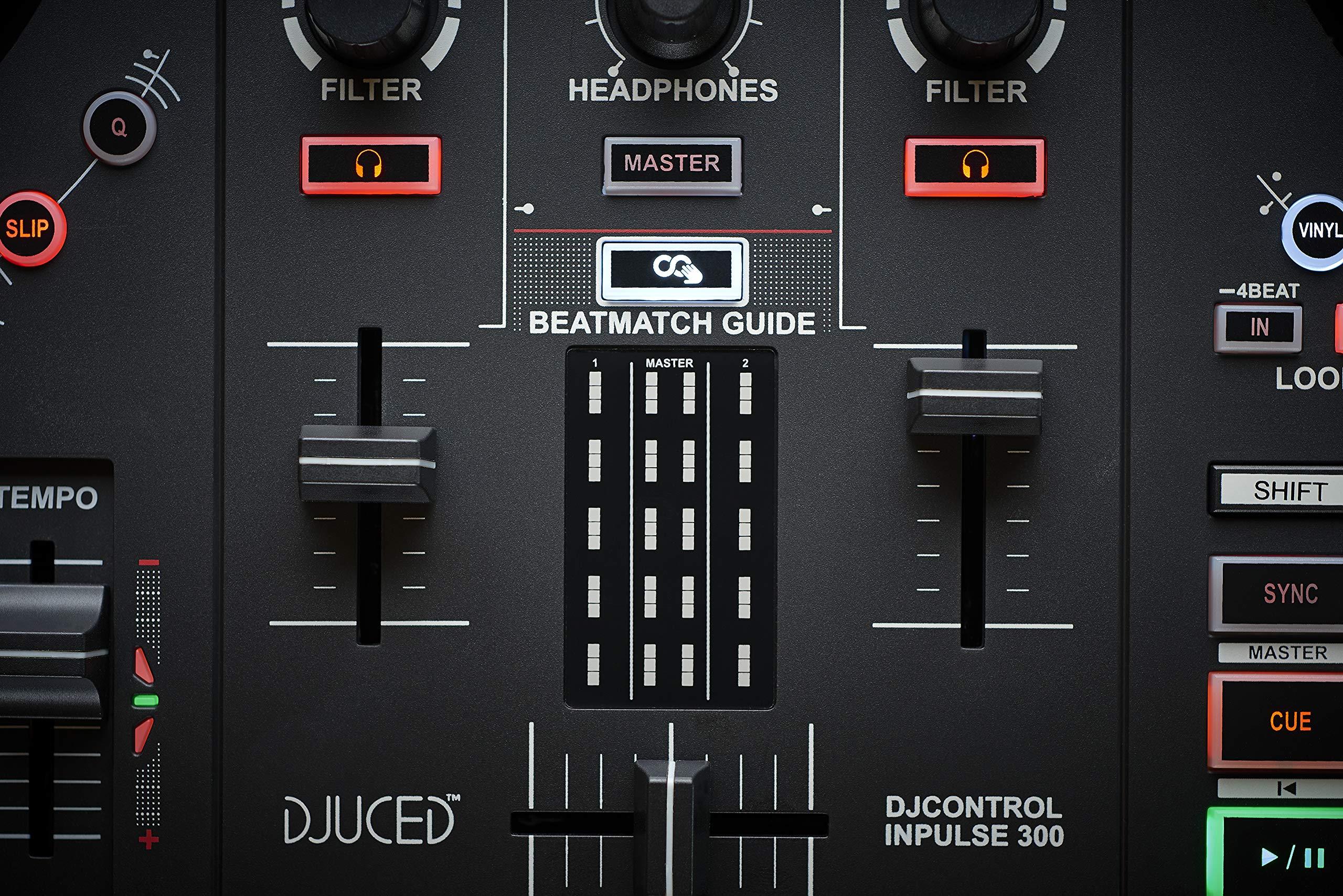 Hercules DJ Control Inpulse 300 (AMS-DJC-INPULSE-300) by Hercules DJ (Image #4)
