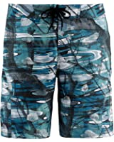 Legendary Whitetails Men's Big Game Rapids Camo Board Shorts