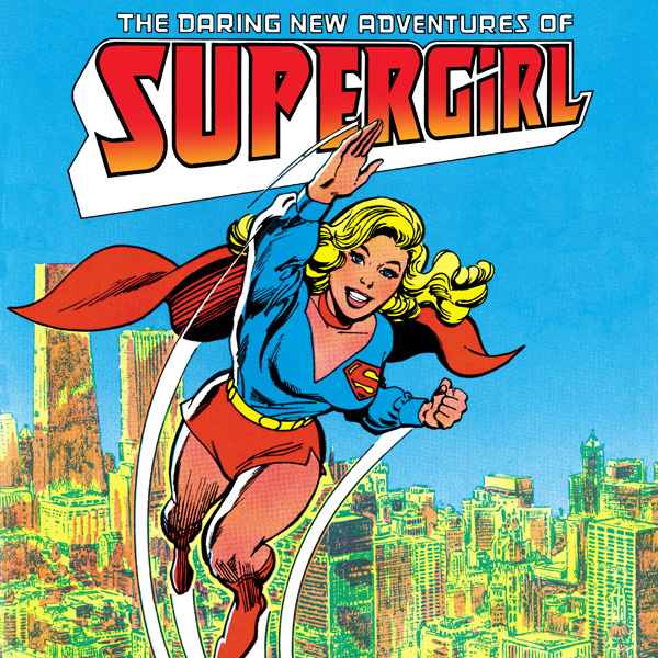 The Daring New Adventures of Supergirl (1982-1984) (Issues) (23 Book Series)