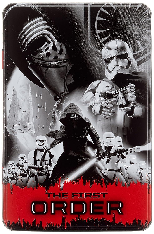 Metal 7.0x20.0x13.0 cm Negro Item Star Wars Caja