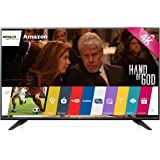 LG Electronics 65UF7700 65-Inch 4K Ultra HD Smart LED TV (2015 Model)