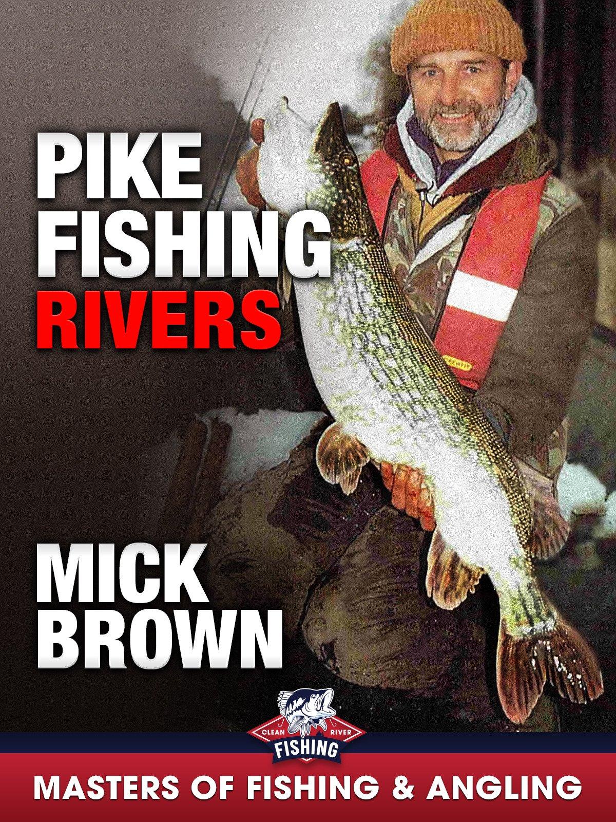 Pike Fishing: Rivers on Amazon Prime Video UK