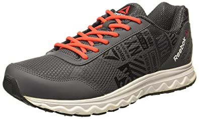 Image Unavailable. Image not available for. Colour  Reebok Men s Run Voyager  Grey Running Shoes ... d44952e82
