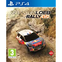 Sebastien Loeb Rally Evo EUR for PlayStation 4