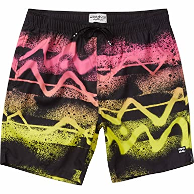 161d8c2566 Image Unavailable. Image not available for. Color: Billabong Men's Sundays  Layback Boardshorts ...