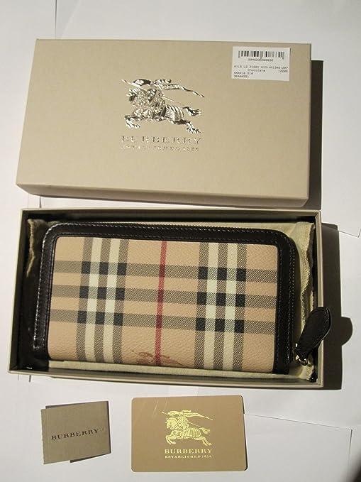 e5822bee77 Burberry portafoglio portamonete donna in pvc classic check Cod:3640455