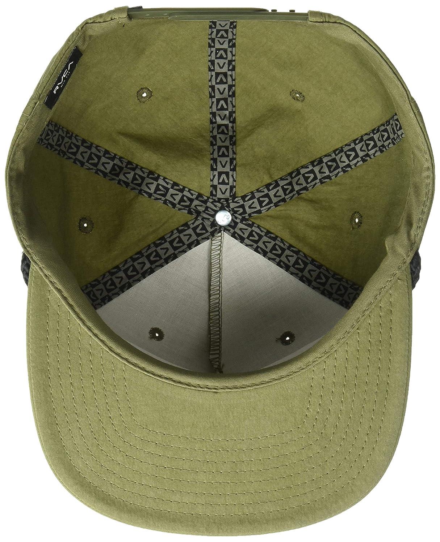 RVCA Mens Opposite Snapback Hat: Amazon.es: Ropa y accesorios