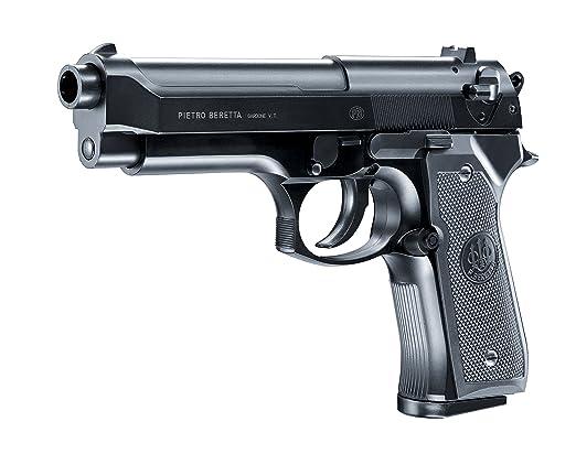41 opinioni per Umarex Beretta 92 FS 6 Mm Pistola Airsoft