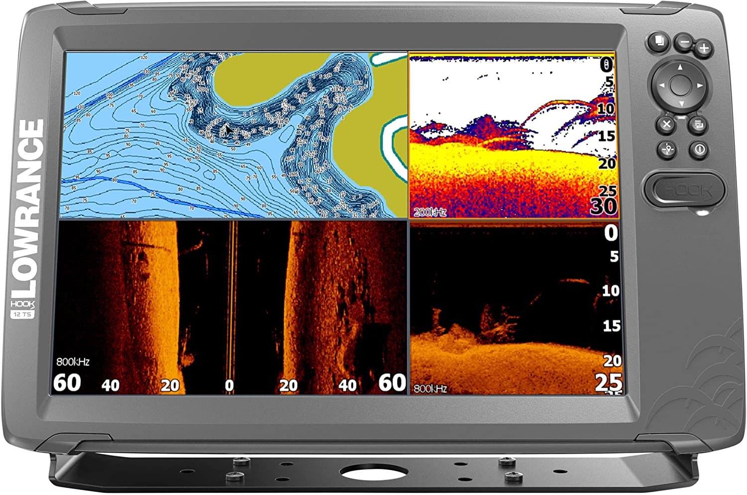 Lowrance HOOK2 5 – 5 – inch Fish Finder