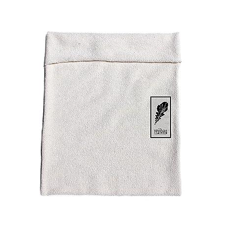 Amazon.com: vejibag extragrande, algodón orgánico ...