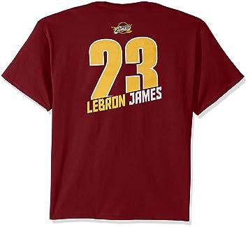 Majestic Atletismo el registro Holder Nombre de jugador de la NBA hombres camiseta, NBA,