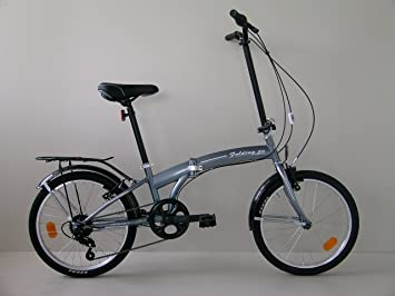 Bicicleta plegable vw