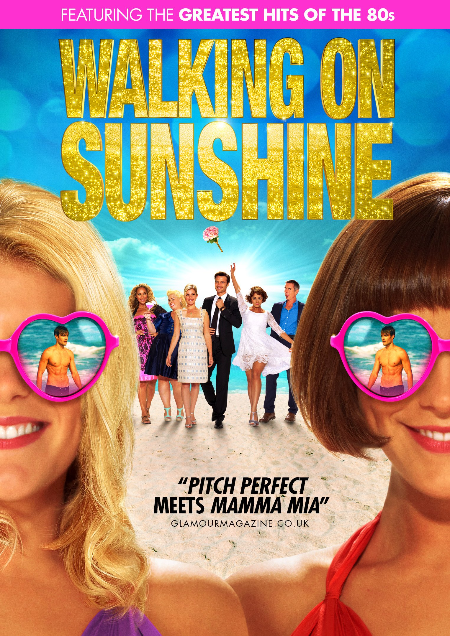 DVD : Leona Lewis - Walking On Sunshine (Amaray Case, Widescreen, Dolby, Digital Theater System)