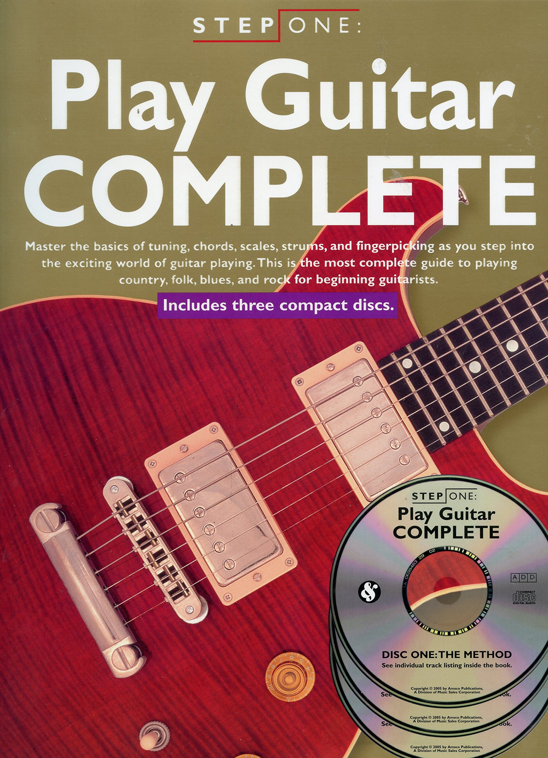 Step One: Play Guitar Complete(3 Cds) pdf epub