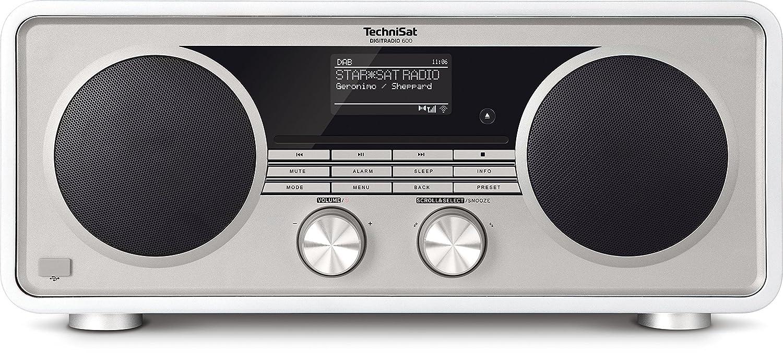 TechniSat DIGITRADIO 600 Digital-Radio mit Subwoofer, CD-Player ...