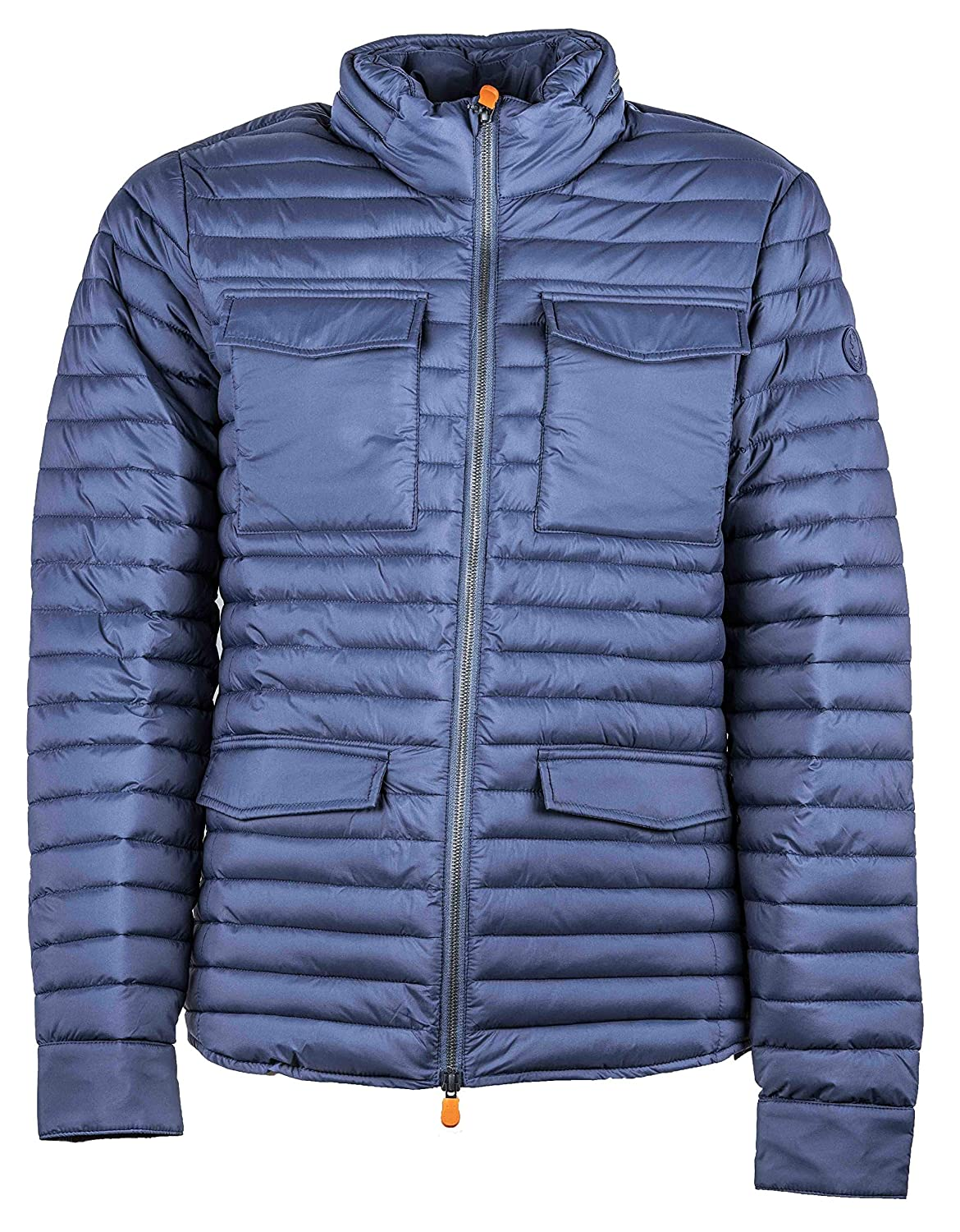 bleu L Save the duck Giubbetto hommes noir D3335M MITE8 00001