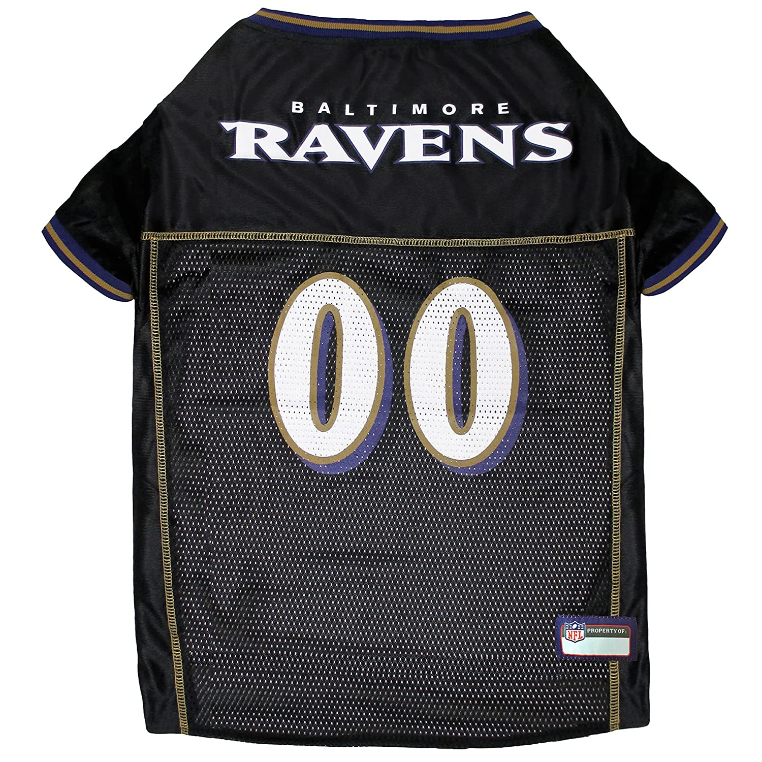 huge selection of 1f083 4ad7e NFL PET Jersey. Most Comfortable Football Licensed Dog Jersey. 32 NFL Teams  Available in 7 Sizes. Football Jersey for Dogs, Cats & Animals. - Sports ...